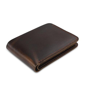 double fold mens made in india multifunction leather wallets