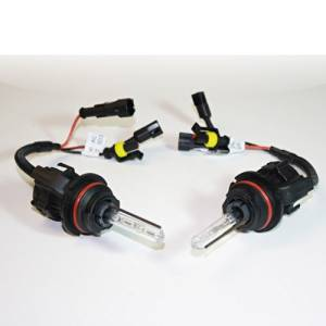 HID Auto Vision 9004 9007 Bi Xenon Replacement Bulb Set 10000K