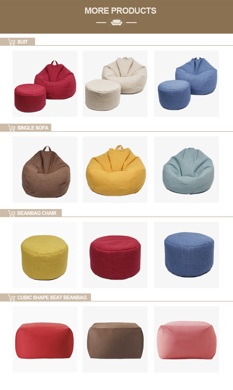 Surprising Wholesale Lazy Sofa Single Fabric Indoor Furniture Modern Bean Bag Sitting Soft With Epp Eps Beans Filling Buy Living Room Furniture Beanbag Ncnpc Chair Design For Home Ncnpcorg