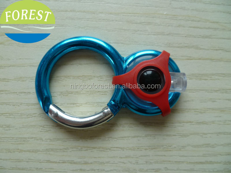 Led carabiner,led carabiner keychian,carabiner led light
