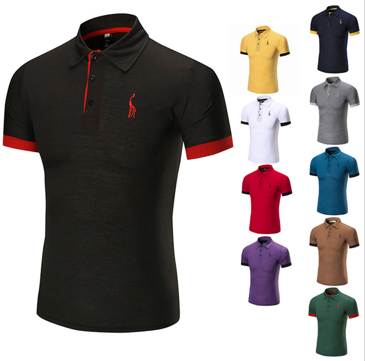 Cheap polo shirt quality mens custom embroidered or print logo t shirt polo factory polo t shirt wholesale