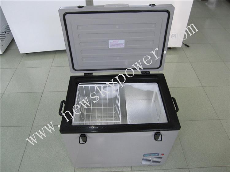 Dc 12v Car Portable Fridge Freezer Refrigerator Portable Ice Cream ...