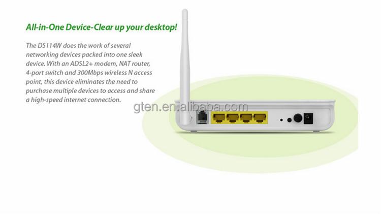 150mbps Wireless Adsl Modem Original Network Router Rtl8676 Dslam Ip Long  Range Wifi Antenna Adsl 2km - Buy Long Range Wifi Antenna Adsl 2km,Adsl