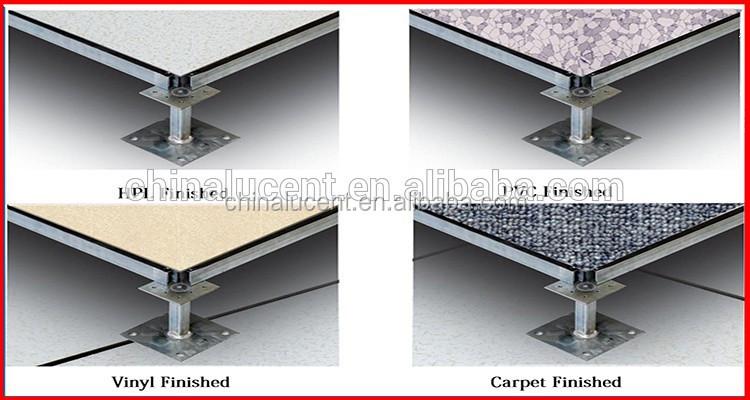 Anti Static Steel Raised Access Floor Buy Raised Access