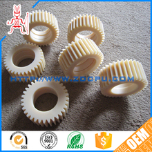 Customized useful factory plastic pinion helical gear