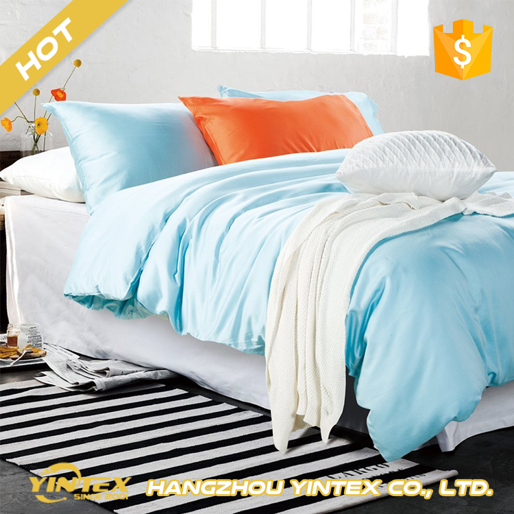 Nice sleep 100% bamboo fiber cool in summer warm in winter home wholesale bamboo bed sheets bedding sheet