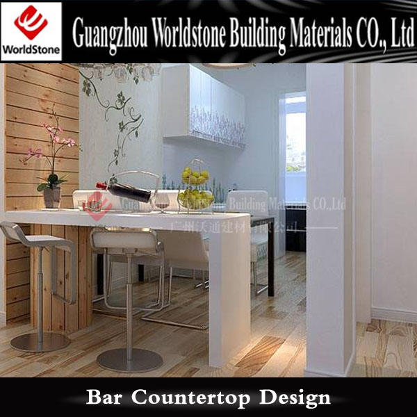 simple bar counter design ideas for home