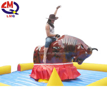 Indoor amusement game machine Rodeo Bull Ride for sale