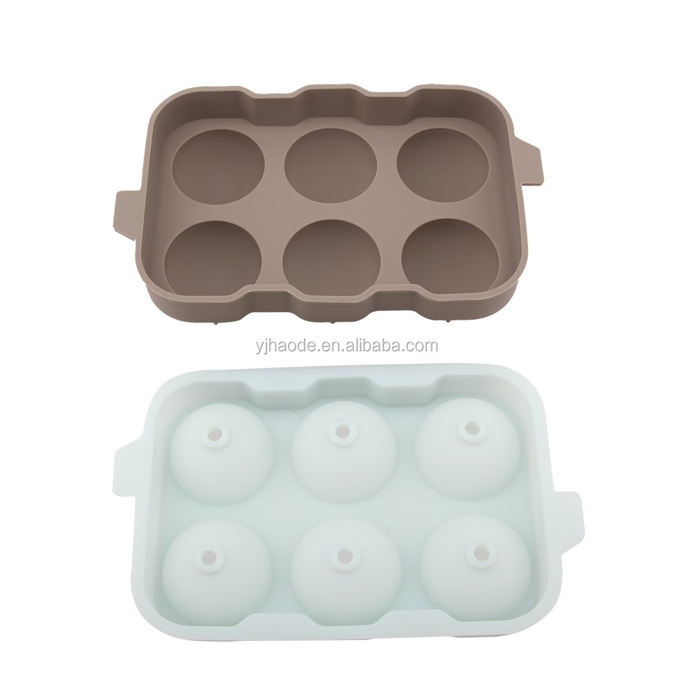High quality food grade silicone ice ball