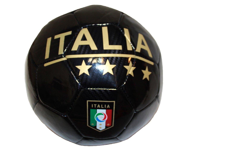 5 ITALIA ITALY Blue White FIGC LOGO FIFA  World Cup SOCCER BALL SIZE