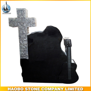 China cheap stone&cross monuments for cemetery
