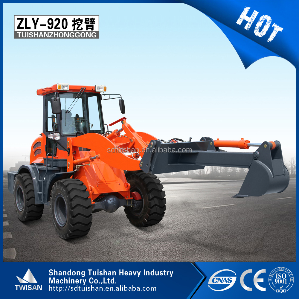 Zly920 High Quality Mini China Front Leveler,Small Constuction ...