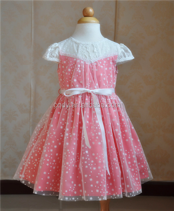 how to make baby frock