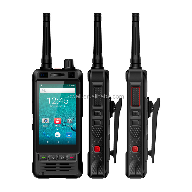 Android Rugged Phone with Talkie Walkie Alps W5