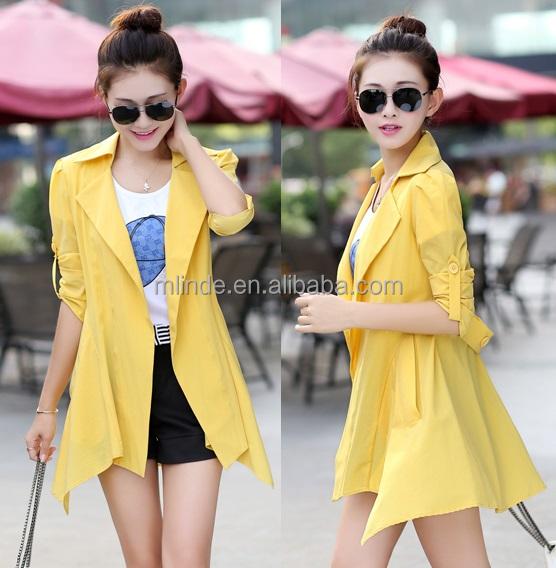Fashion Cardigan For Women,Fashion Summer Long Thin Coats Cardigan ...