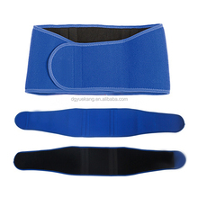 Neoprene back support compression waist belt for badminton