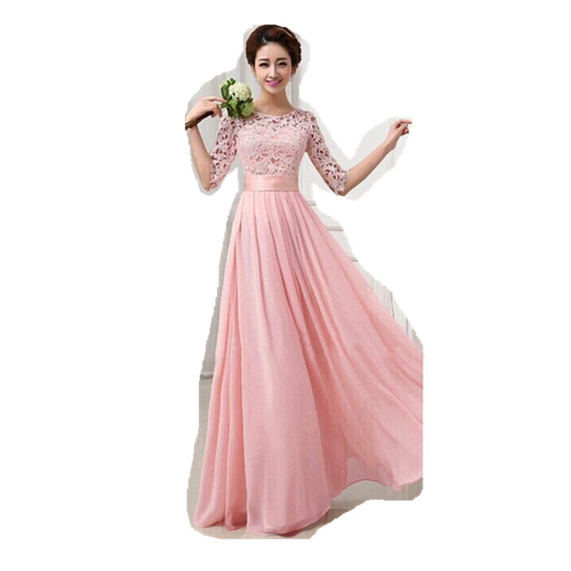 Ladies brial fashion long evening party wear best ball gown wedding dresses