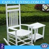 Factory Production Newly Design Outdoor Wooden Rocking Chair