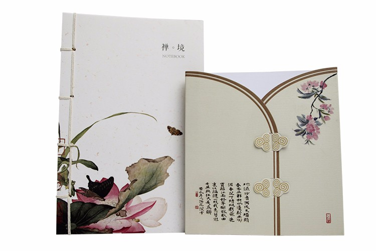 Stock!! Christmas gift notebook a4 recycle paper blank spiral binding journal student notebook