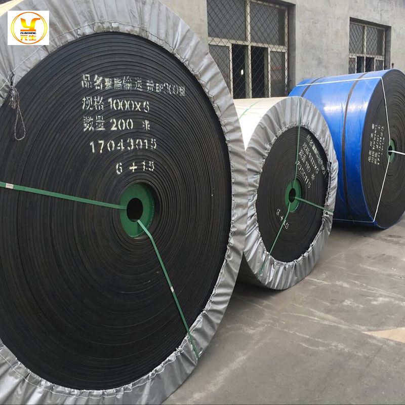 Customizable Factory price wideth1000mm 15Mpa nylon rubber conveyor belt