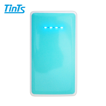 Hot selling Ultra SLIM Power Bank for emergency for mobile phones / Tablets 2400mah 3000mah
