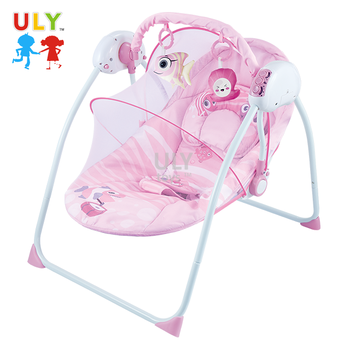 Admirable Pink Folding Musical Folding Vibrating Rocking Chair Remote Control Baby Bouncer Buy Baby Bouncer Baby Bouncer Chair Folding Baby Chair Product On Pabps2019 Chair Design Images Pabps2019Com