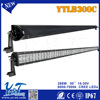 50inch led headlight off road military vehicle 300w 51.5' dual row led light bar