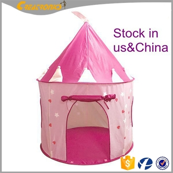 Nette Prinzessin Kinder Reizendes Buntes Faltendes  Mädchen-schloss-spielzelt / Spielzeug-haus / Kinderzelt-haus - Buy Kinder  Zelt Haus,Wachsen Zelt ...