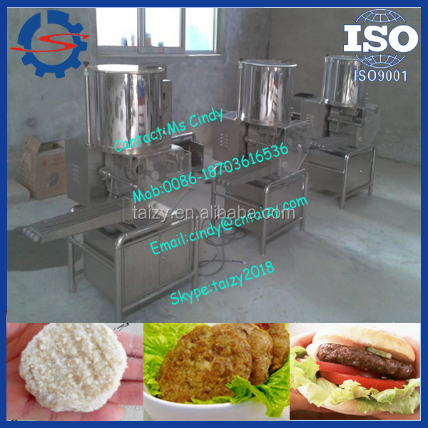 China high quality cutlet forming machine/patty forming machine //mob:0086-15838061759