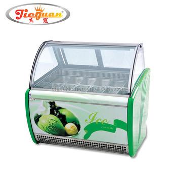 Berühmt Haagen-dazs-display Mit Gefrierfach / Eiscreme-kühlschrank / Eis ZD72