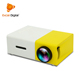Excel Digital Cheaper Projector 1080P Home Theater Projector YG300 Smart mini Projector