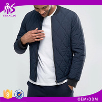 Shandao new arrival winter plain design water proof long sleeves primaloft jacket
