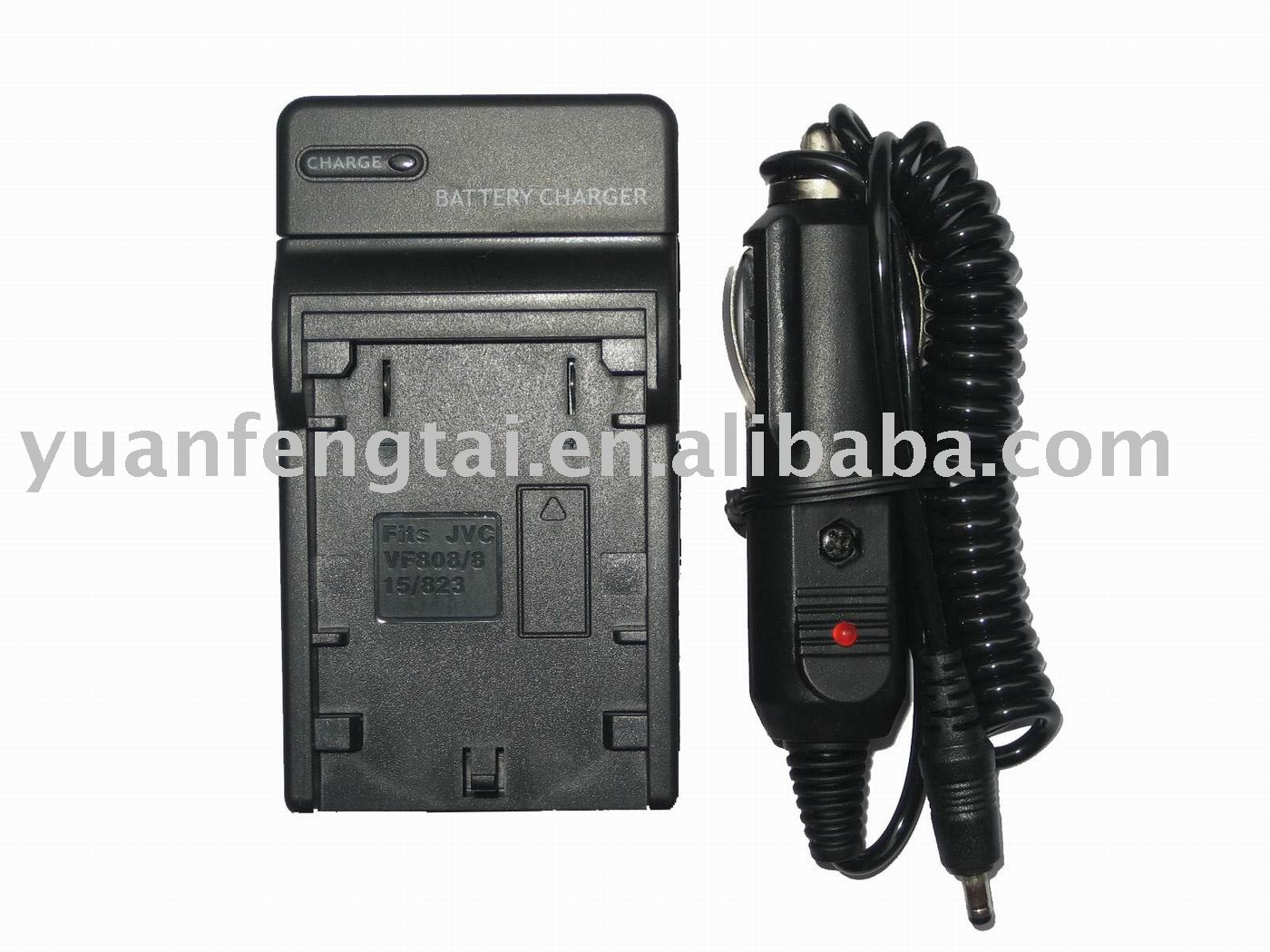 BN-VF808 Battery Charger Camcorder Battery Charger for JVC BN-VF808