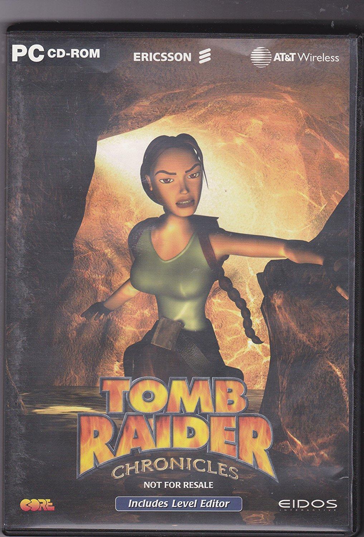 Buy Tomb Raider Chronicles and Tekken 3 - Black Label - Playstation