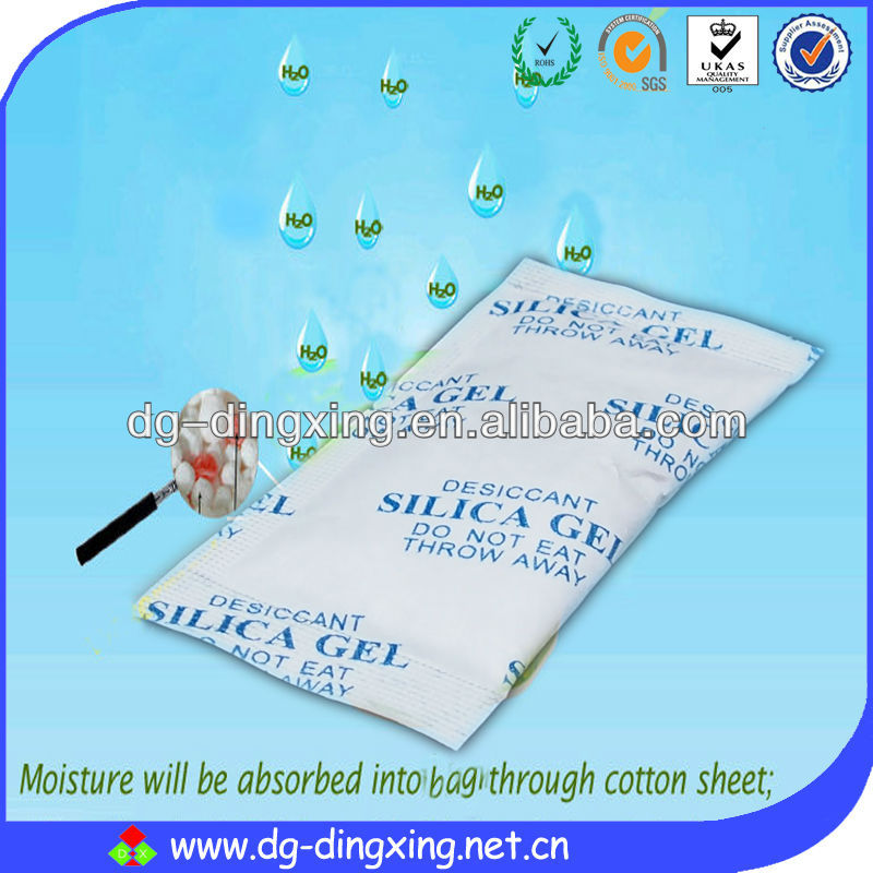 Humidity absorbent moisture dry agent