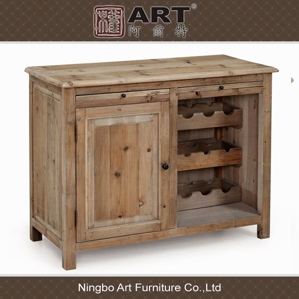 Sala reciclaje beautiful ingenio reutilizar reciclaje - Muebles de madera antiguos ...