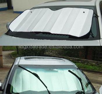 Sea Painted Cute Auto Visor Nylon Mesh Car Side Window Sun Shade ... d1d34b1e465