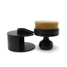 Multi-functional cleaning brush good quality cosmetic brush cute foundation brush