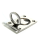 boat accessories stainless steel marine ring handle flush hatch locker cabinet pull lift
