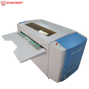 China new automatic thermal uv ctp machine
