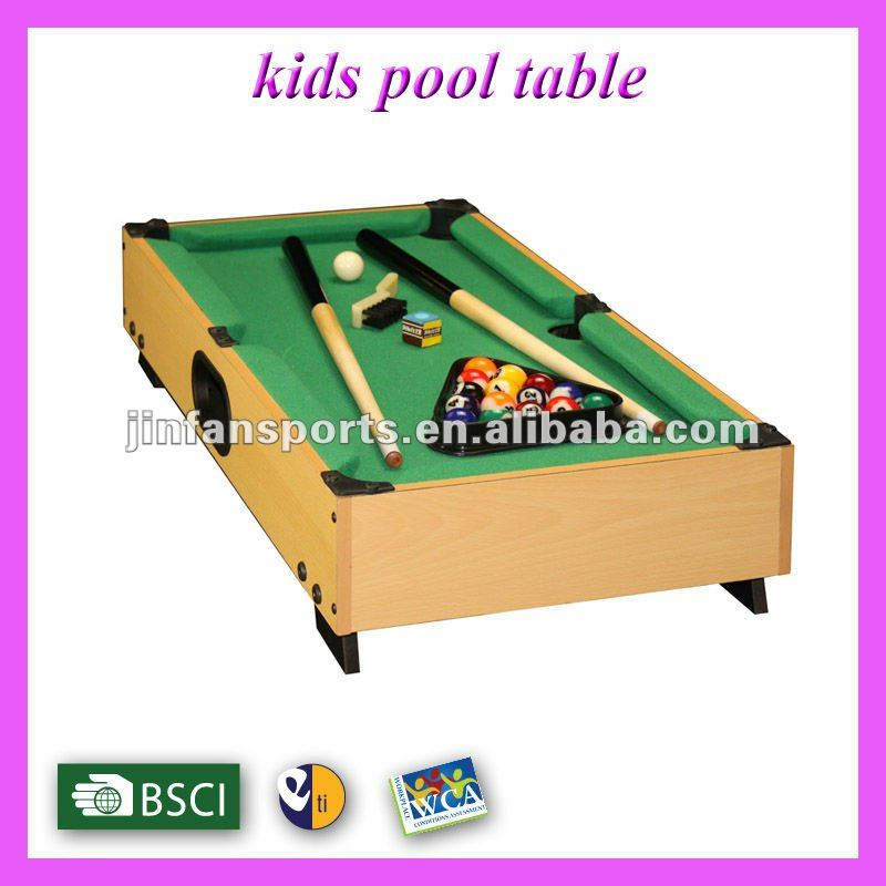 product gs european and american standard ft mini pool table for kids