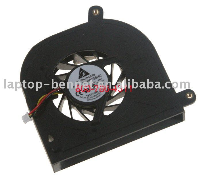 Laptop CPU Cooling Fan ET017000200 For Toshiba P205 Series