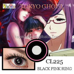 japanese animation TOKYO GHOUL cosplay color contact lens CL225