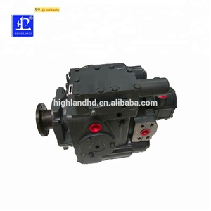 China wholesale hydraulic pump unit for harvester producer
