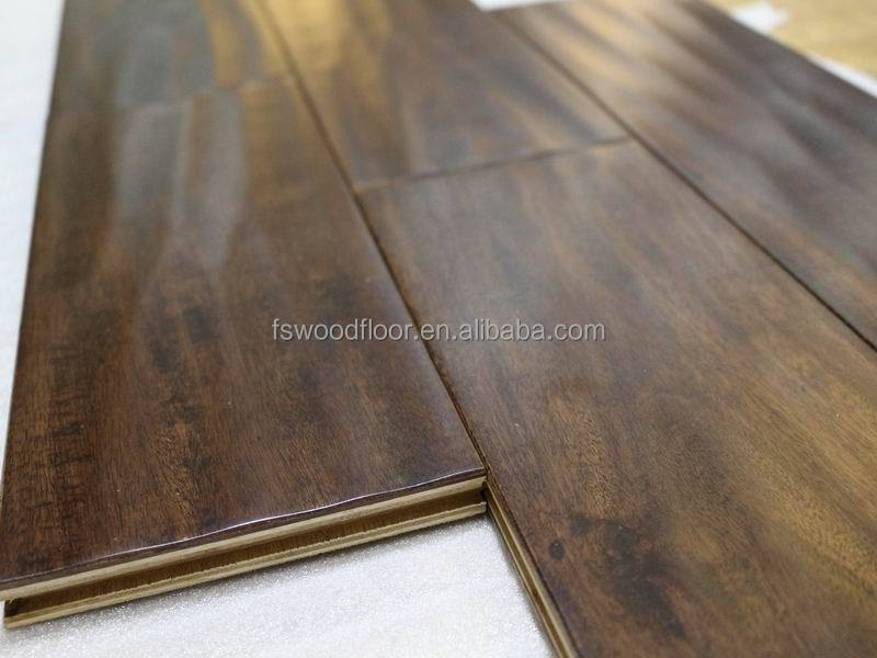 Hand Scraped Acacia Engineered Wood Flooring Buy Hand