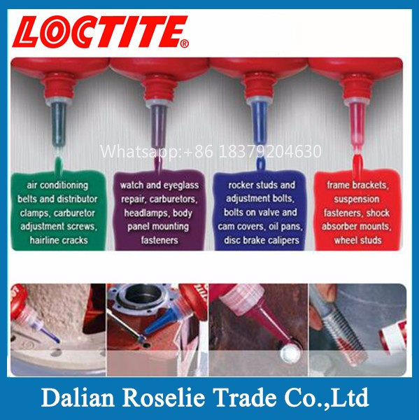 green loctite 270 2701 290 threadlocker loctite 573 601 603 609 620 638 648 680 lock tight glue
