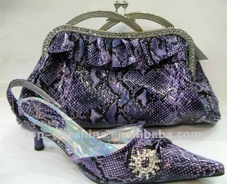 2012 Slingback shoes shoes pattern amp; high heel fashion bags with special Italian OOawrqp