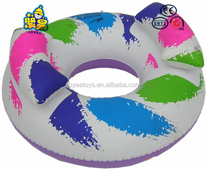 Cheap inflatable ring swimming pool inflatable swan inflatable life ring toy