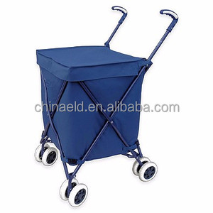 carrefour supermarket electric shopping cart trolley