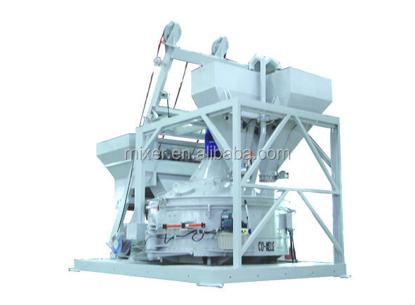China Famous Brand ---co-nele 1m3 Concrete Mixer For Refractory ...